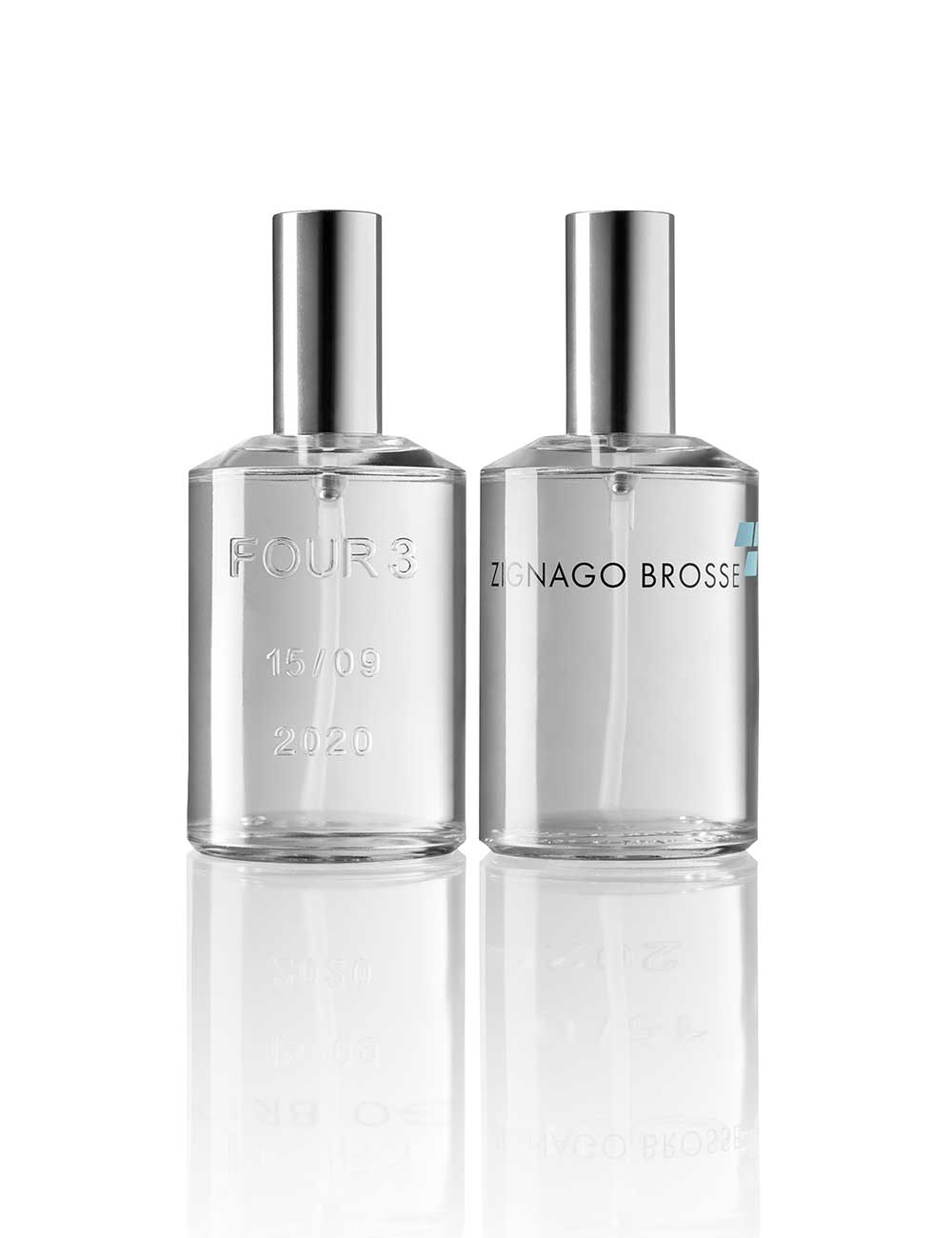 """Immagine The """"L. 30"""" bottle of Zignago Brosse line in a limited edition to celebrate a special moment"""