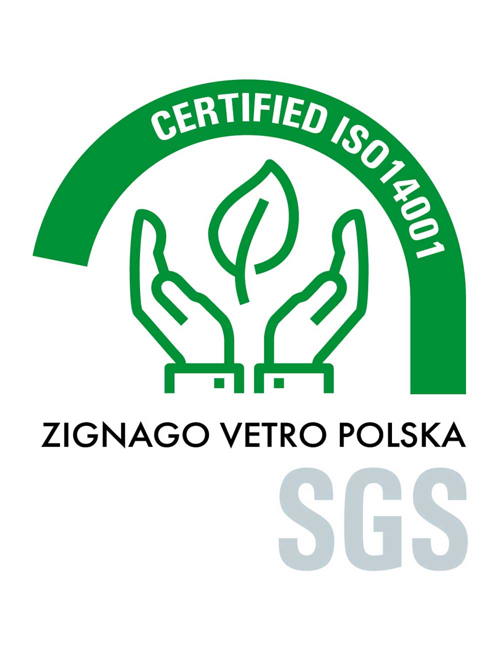Immagine Zignago Vetro Polska obtains the ISO 14001 Certification